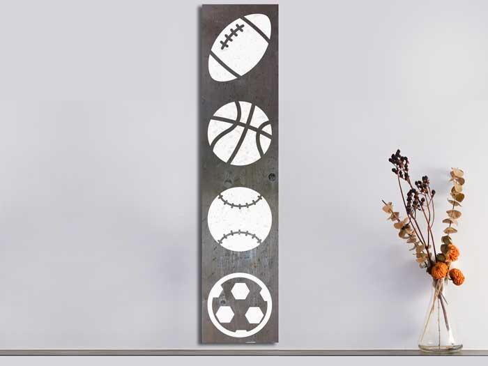 Sport Balls, 11×48