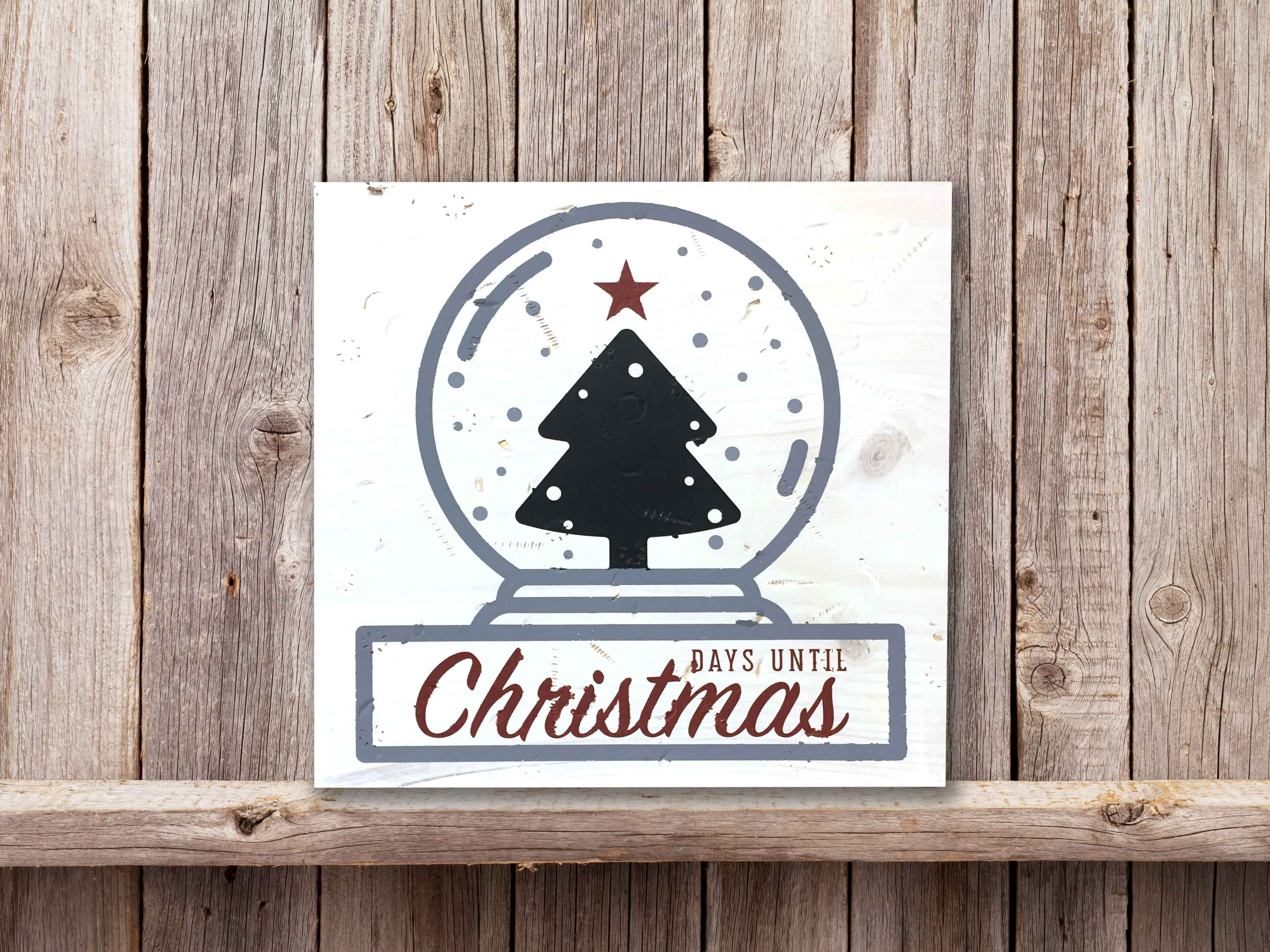 Countdown to Christmas, 12×12
