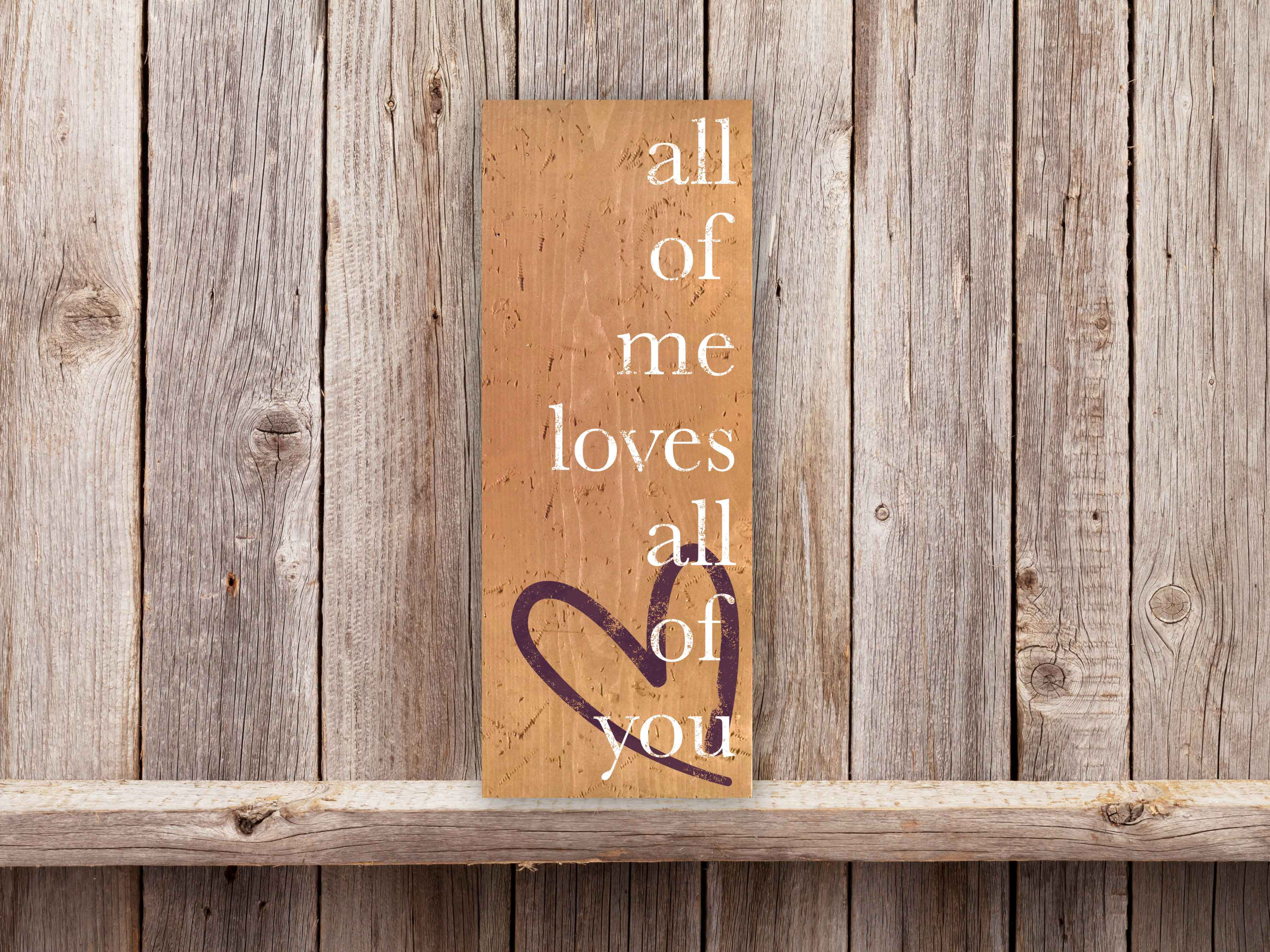 All of me 9×24