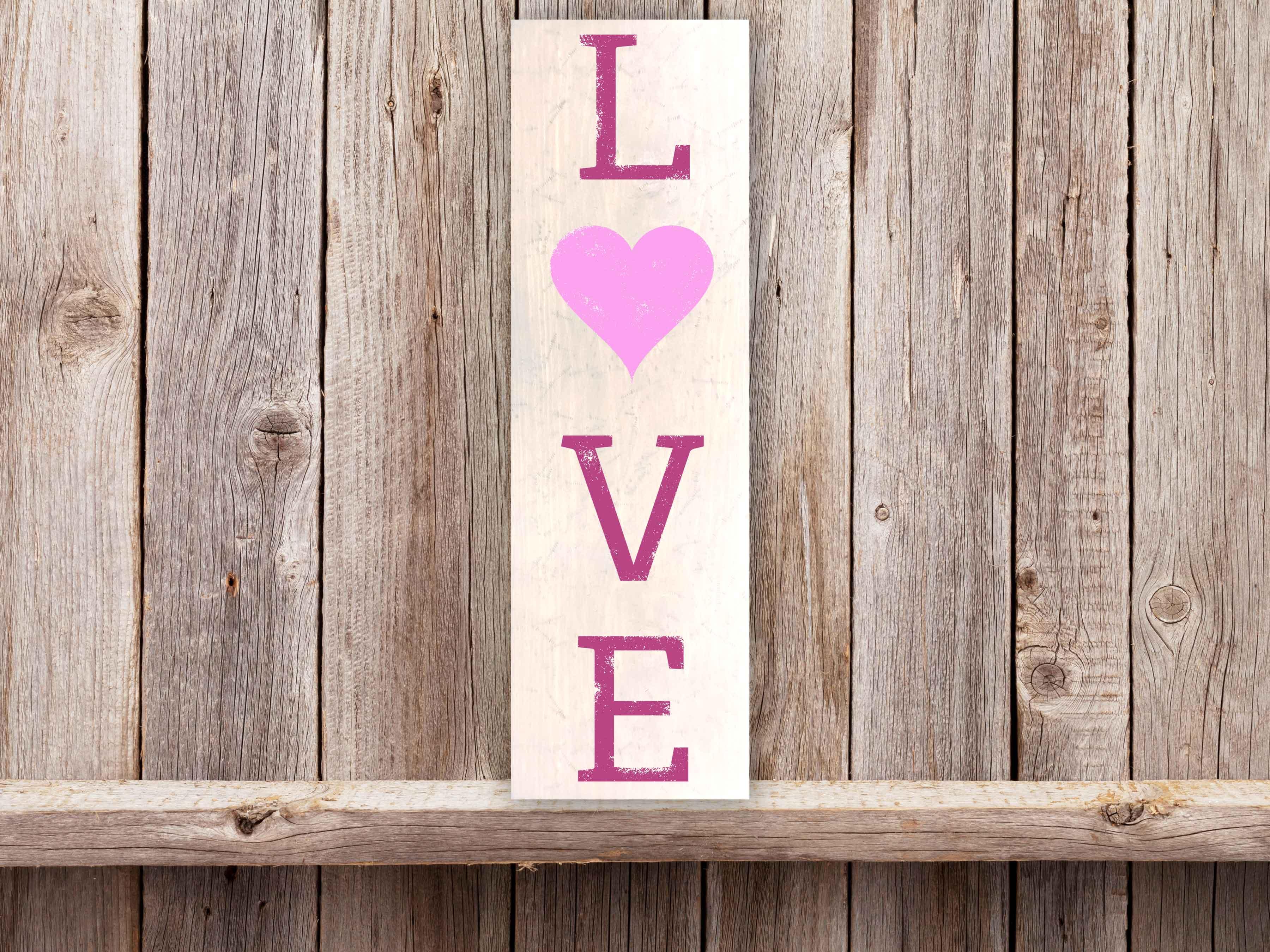 Love 9×36