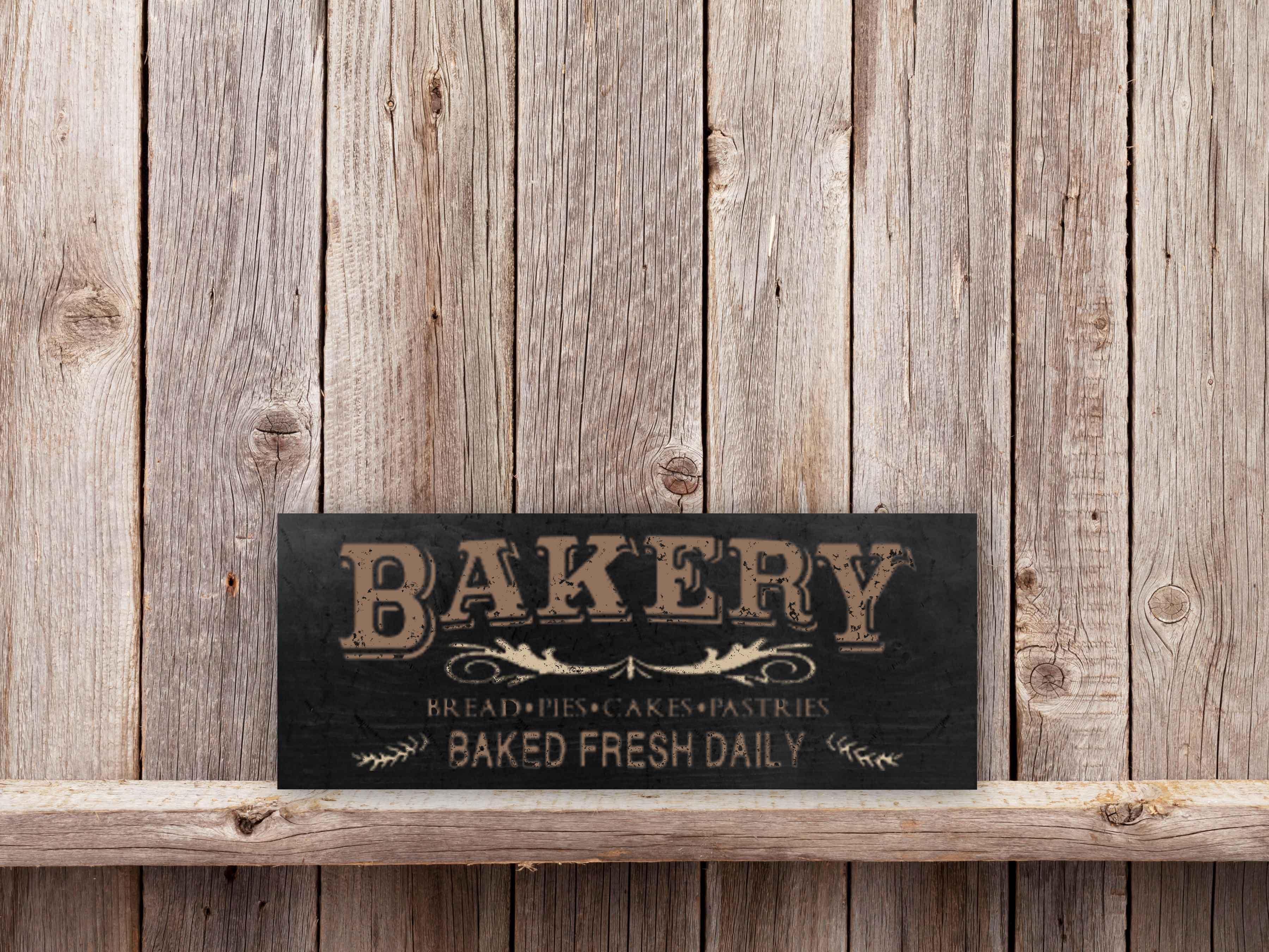 Bakery 9×24