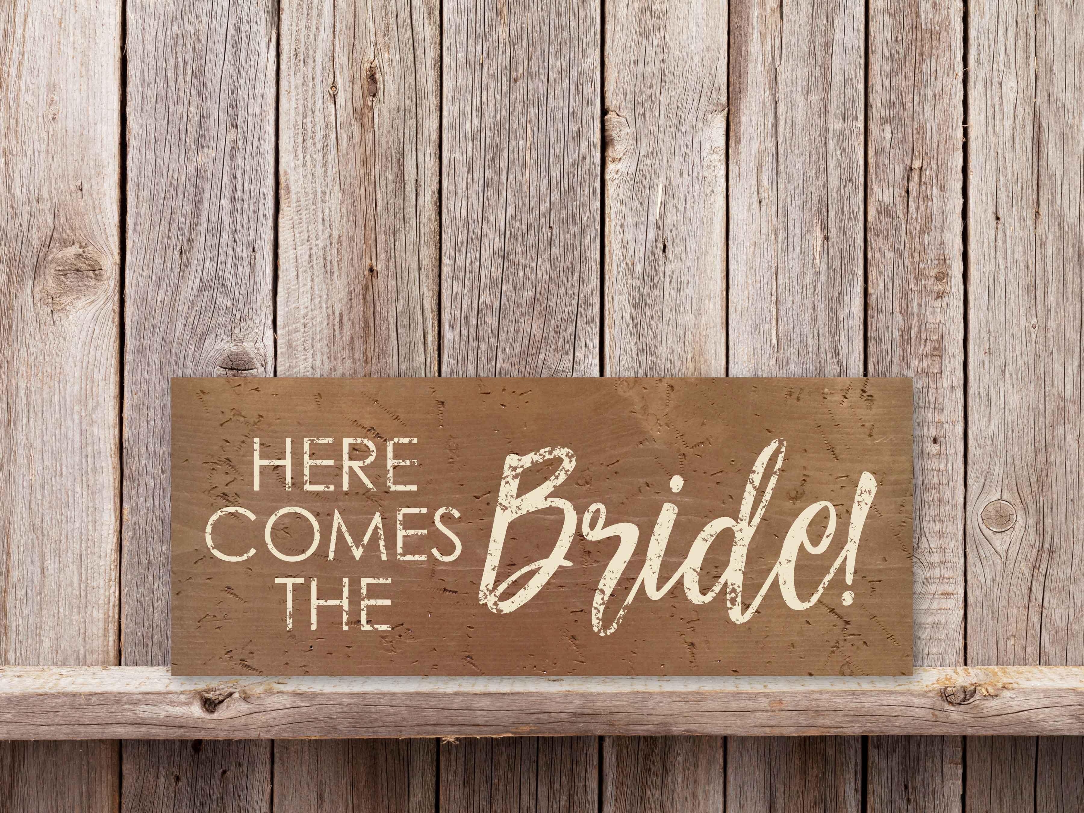 Here Comes the Bride 9×24