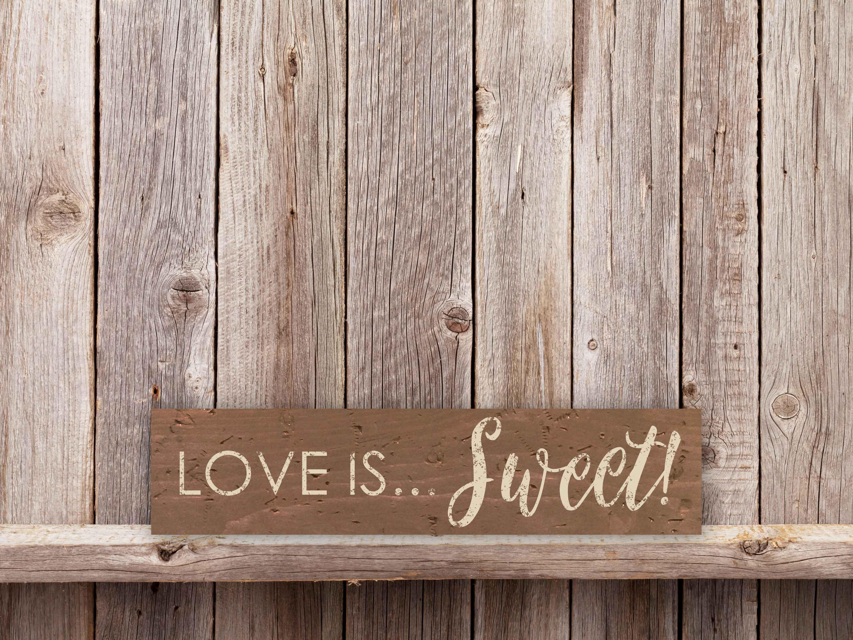 Love is Sweet 5.5×24