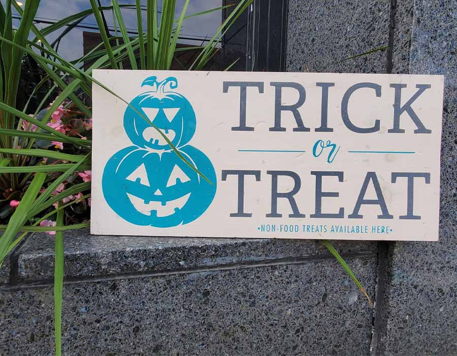 Trick or Treat 11×24