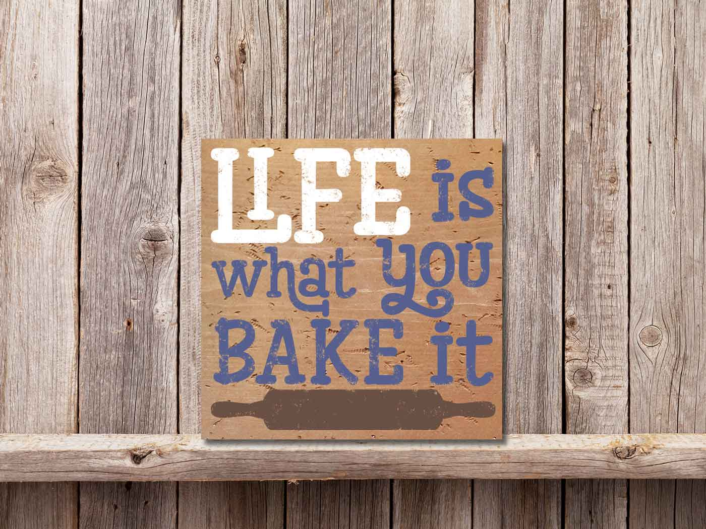 Bake it 11×12