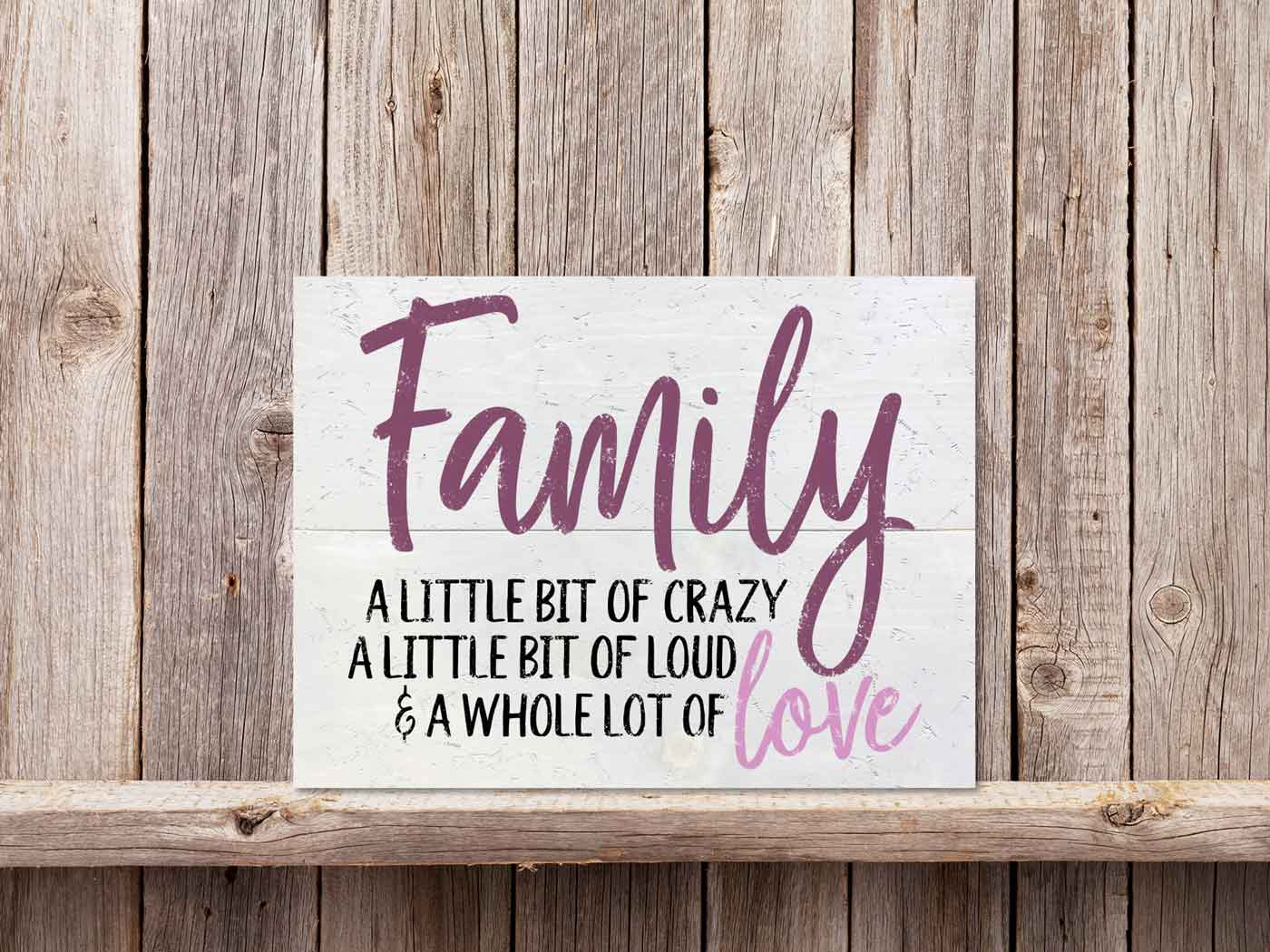 Family 18×24